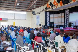ANNUAL DC-UGANDA Pastors' Conference @ Deliverance Church Nsambya- Kampala